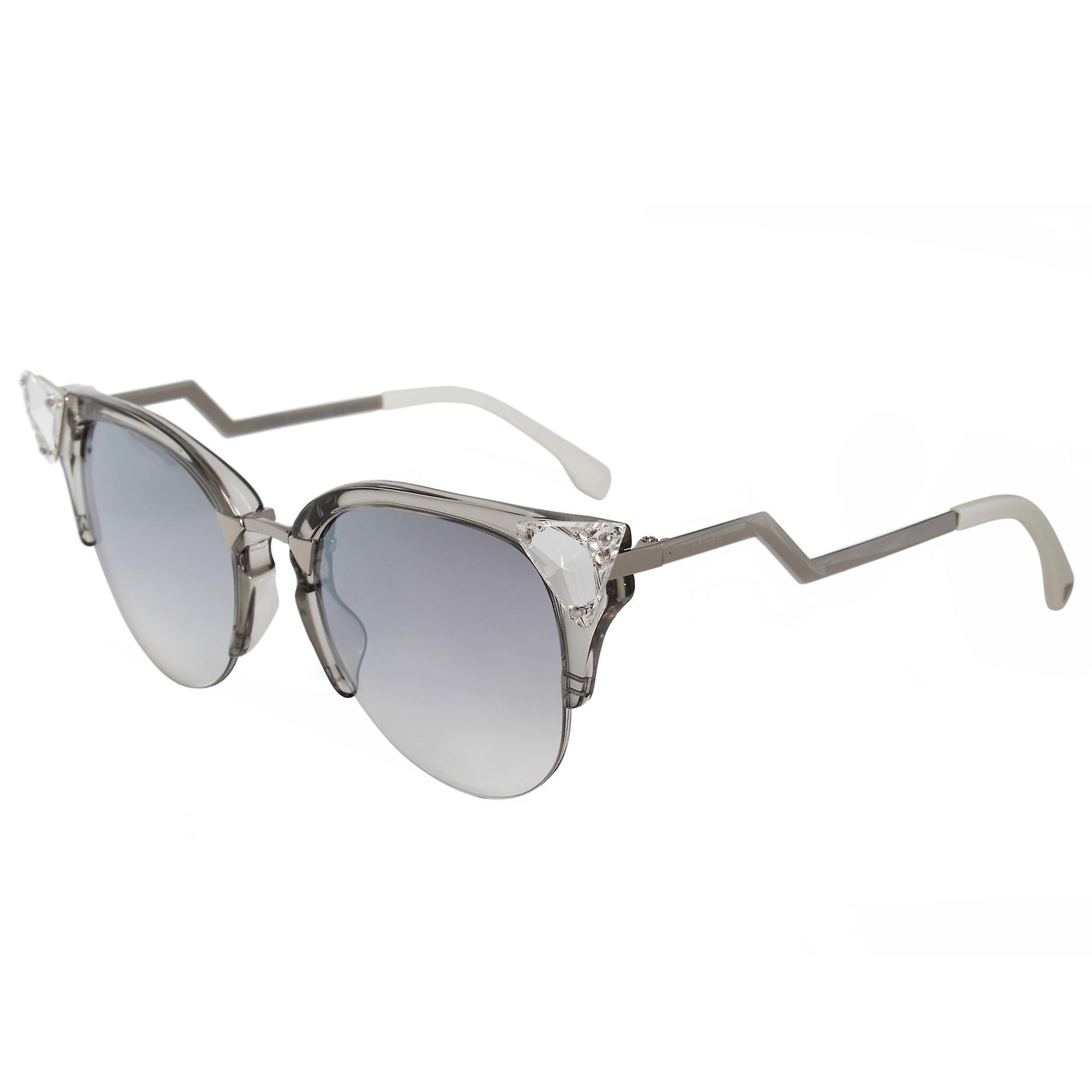 Fendi Iridia Cat Eye Sunglasses FF0041S 27C FU 52