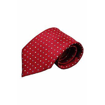 Gravata vermelha Ispani 01