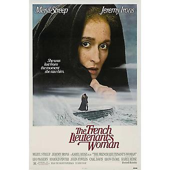 The French Lieutenants Woman Movie Poster (11 x 17)