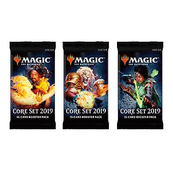 Magic the Gathering: Core set 2019 Booster 3-pack. Kaart