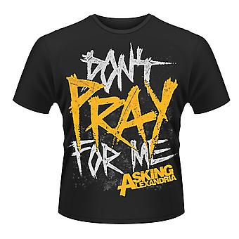 Asking Alexandria- Don'T Pray T-Shirt