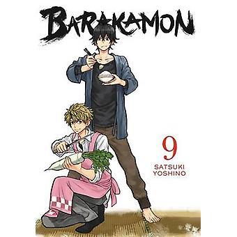 Barakamon - Vol. 9 przez Satsuki Yoshino - 9780316269995 książki