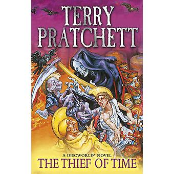 Thief of Time - (Discworld Novel 26) by Terry Pratchett - 978055216764