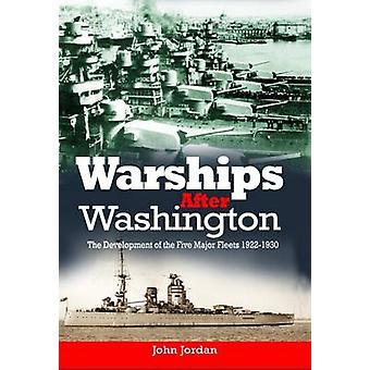 Sota jälkeen Washington - kehitys viiden suurten laivastojen 1