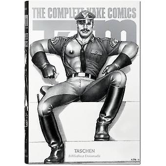 Tom of Finland - komplett Kake serier av Dian Hanson - Tom av Finl
