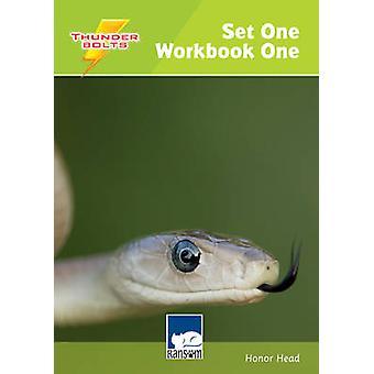 Thunderbolts Set 1 Workbook 1 by Barbara Catchpole - 9781781270820 Bo