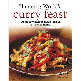 Bantning världens curry fest: 120 aptit retande indiska recept att göra hemma (bantning World)