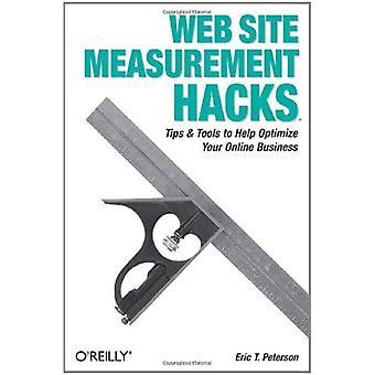 Web-sivusto mittaaminen Hacks: Vinkkejä & työkaluja optimoida Online-liiketoimintaa: vinkkejä ja työkaluja, joiden avulla optimoida Online-liiketoiminta (hakata)