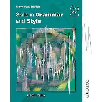 Nelson Thornes cadre anglais compétences en grammaire et Style livre Students' 2: livre de l'élève 2