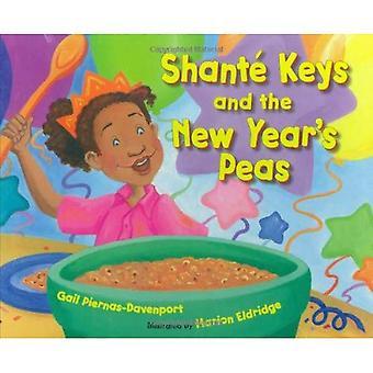 Shante nycklar och nyår ärtor