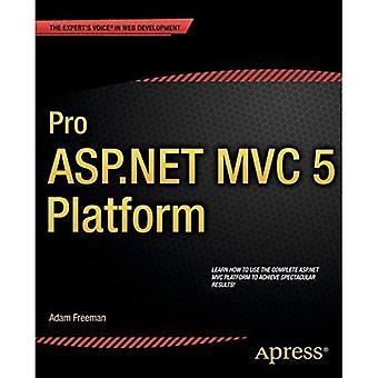 Piattaforma Pro ASP.Net MVC 5