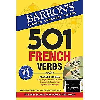 501 Franse werkwoorden (501-serie)