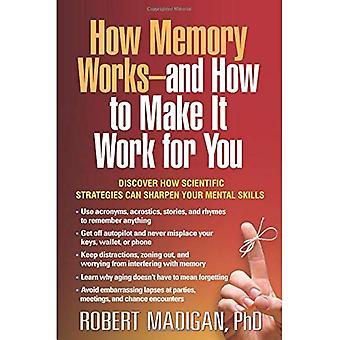 Hur minnet fungerar- och hur det fungerar för dig