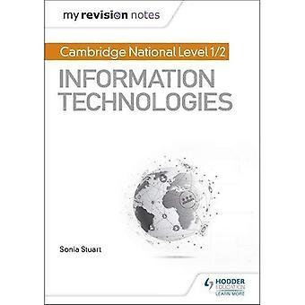 Notatene revisjon: Cambridge nasjonale nivå 1/2 sertifikat i informasjonsteknologi (Innbundet)