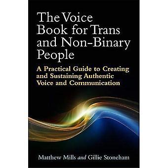 Il libro di voce per Trans e Non binari persone