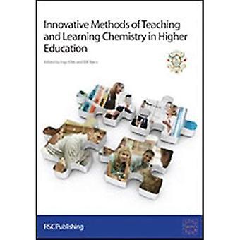 Innovatiivisia menetelmiä opetuksen ja oppimisen kemia korkeakouluopetuksen