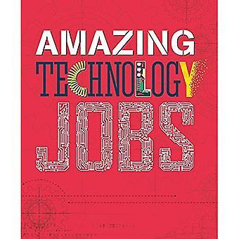 Fantastisk jobb: Teknik (fantastiska jobb)