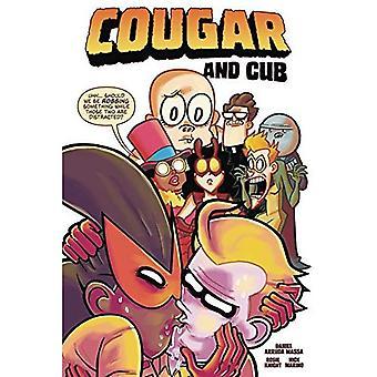 Cougar ja poikanen