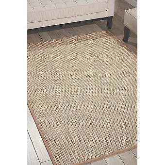 Alfombras de madera de haya natural rectángulo alfombras llano casi llanos