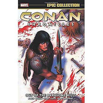 Niezwykłą kolekcję Conan Chronicles: Poza wzgórza Darksome