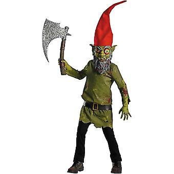 Evil Troll Child Costume