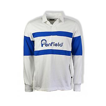 Penfield Cass Rugby Jersey (White)