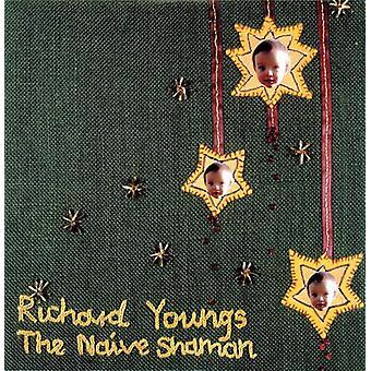 Richard Youngs - Naive Shaman [Vinyl] USA import