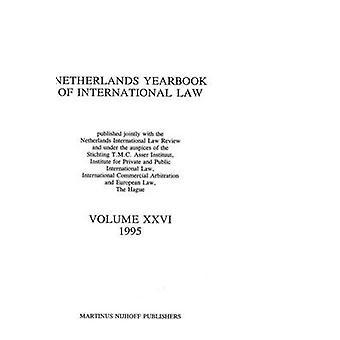 Paesi Bassi Annuario di diritto internazionale 1995 Vol XXVI di t.m.c. Asser Instituut