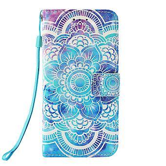 Etui na portfel Samsung Galaxy S10-świeży kwiat