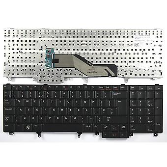 Dell 02PJKW zwart UK lay-out vervanging Laptop toetsenbord
