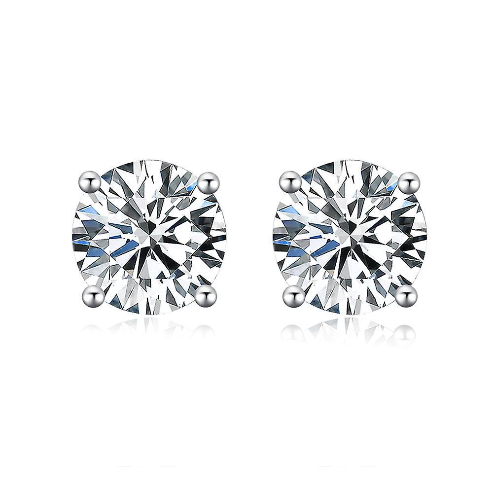 925 Sterling Silver Flame Design Aaaaa Cubic Zirconia Jewellery Set