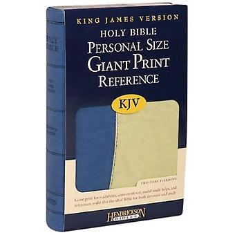 KJV henkilökohtainen kokoa jättiläinen tulostaa viittaus Raamatun