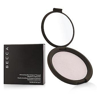 Becca skimrande Skin Perfector pressat puder - # prismatiska ametist - 7g/0,25 oz