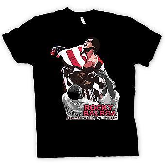 Kids T-shirt - Rocky Balboa - Courage - Boxing Movie