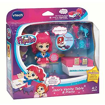VTech Flipsies Jazz ' s Vanity Table & piano