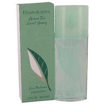 エリザベスアーデンオーパルファミー香りスプレー3.4オンス(女性)V728-413708による緑茶