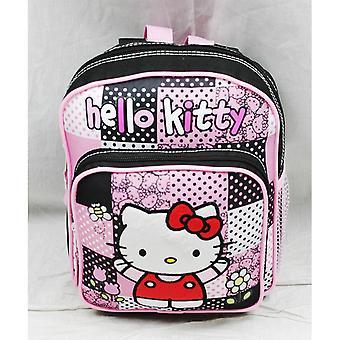 Mini Backpack - Hello Kitty - Pink/Red Box School Bag Book Girls 82513