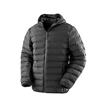 Result Urban Mens Hooded Ultrasonic Jacket
