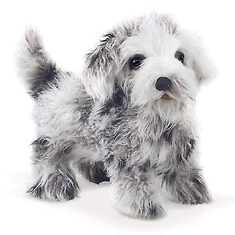 בובת יד-מונשי-שוהם-כלבלב הכלבלב צעצועים חדשים קטיפה בובה רכה 3143