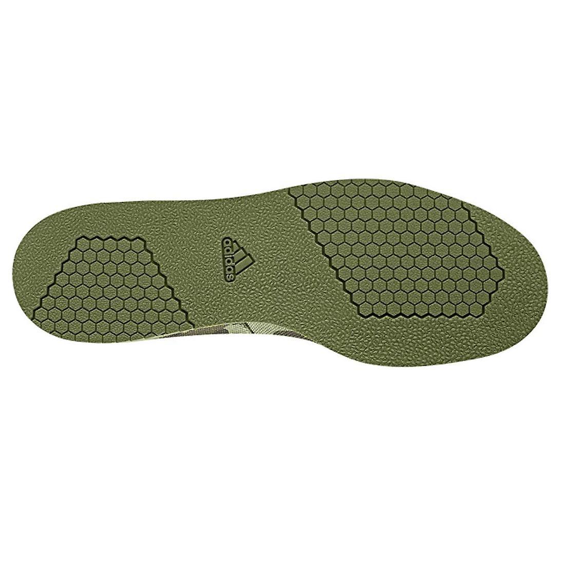 adidas Powerlift 4 Mens Weightlifting Powerlifting Shoe Olive