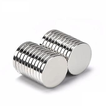 Neodymium magnet 14 x 2 mm ring N35 - 50 pieces