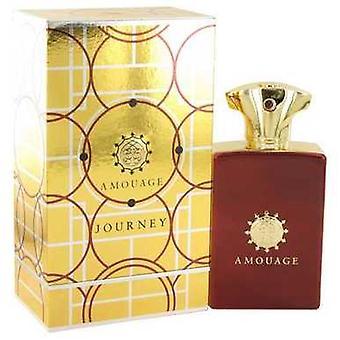 Amouage Journey By Amouage Eau De Parfum Spray 3.4 Oz (men) V728-515252