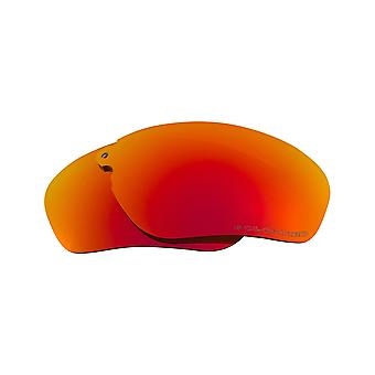 Polarized Replacement Lenses for Oakley Thump Sunglasses Red Mirror Anti-Scratch Anti-Glare UV400 by SeekOptics