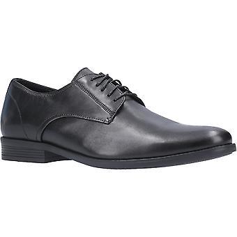 هش الجراء Mens أوسكار ضوء الدانتيل حتى أحذية أكسفورد الجلدية