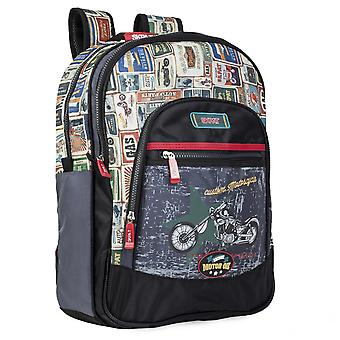 School Backpack for Boy Youth Style