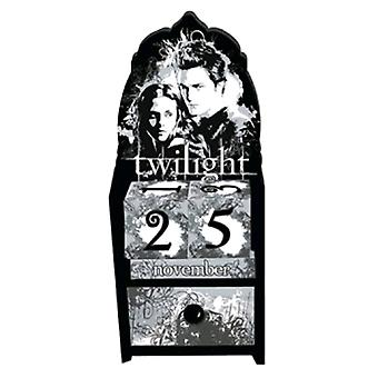 Twilight Calendar Wooden (Edward & Bella)