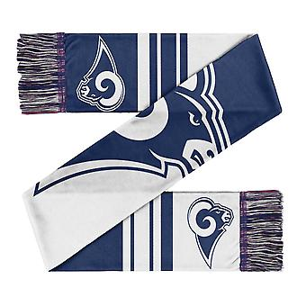 Forever Collectibles Scarf - BIG LOGO Los Angeles Rams
