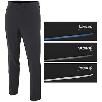 Stromberg Mens Foreway Funky Golf Trousers