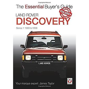 Land Rover Discovery Series 1 1989 to 1998 by James Taylor