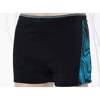 Aqua Perla- Mens - Amiral-black Trunk - Spf50+